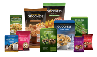 Wholesome Goodness product line